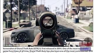 Violent Video Games Do NOT Equal Violent Countries