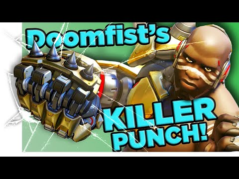 Xxx Mp4 The DEADLY Physics Of Doomfist The SCIENCE Of Overwatch 3gp Sex