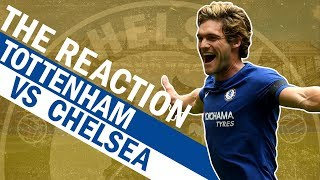 Tottenham vs Chelsea | The Reaction