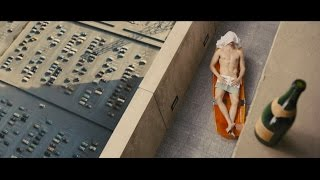 High-Rise Clip - Sunbathing