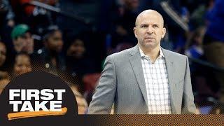 First Take reacts to Bucks firing Jason Kidd | First Take | ESPN