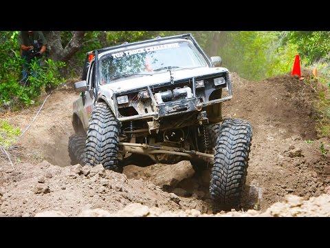 The Mini Rubicon and Hill Climb! - Top Truck Challenge 2015