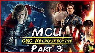 Marvel Cinematic Universe Retrospective Part 3 - Thor & The First Avenger