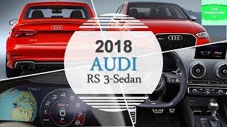 2018 AUDI RS3 Sedan, Technology, Performance, In Detail