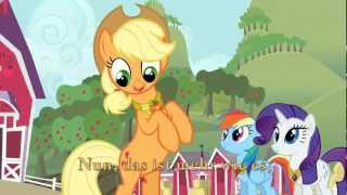 MLP:FiM - A True, True Friend Song [Ger Sub][1080p / No Watermarks / Color Corrected]