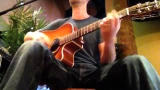 Leo - Society (cover Eddie Vedder) - Live at Carnaval Brazilian Grill - Sioux Falls, SD