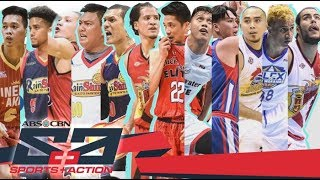 Old reliables, fresh faces for Team PHI vs Iran! | Sports and Action Exclusive