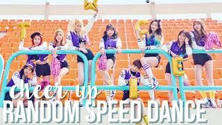 TWICE - CHEER UP | Random Speed Dance Challenge