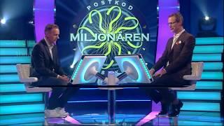 لأول مرة برنامج من سيربح المليون السويدي مترجم