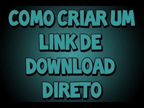 Como Criar um link de download direto