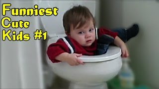 Funny Cute Kids Compilation 2017 (Part 1) | Funniest Kids Bloopers