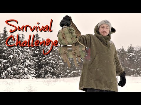 Xxx Mp4 SOLO WINTER SURVIVAL Minimal Gear Overnight In A HUGE Snow Storm 24 Hours In The Wilderness 3gp Sex