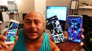 Humillados el Note 8 y S8 Plus por el Moto Z2 Force en Benchmarks