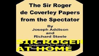 Sir Roger at home: Objective Questions for LT GRADE/TGT/PGT EXAM