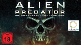 Alien Predator (Sci-Fi | deutsch)
