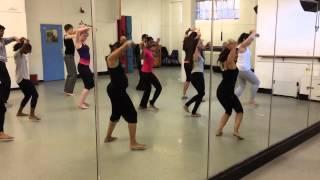 'Nachan Farrate' Beginner/General Level Dance Routine I All Is Well   Meet Bros & Kanika Kapoor