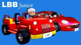 Cars Song | Original Songs | By LBB Junior