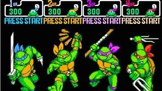 Top 10 Teenage Mutant Ninja Turtles Video Games