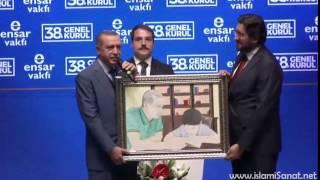 Erdoğan, Torununa Kur