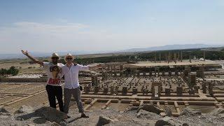 Day 4: Persepolis & attacking a watermelon - Iran
