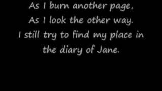Breaking Benjamin - Diary of Jane + Lyrics