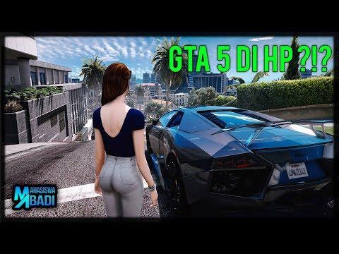 GTA 5 Mobile ? INILAH 5 GAME ANDROID TERGOKIL YANG PALING DINANTI DI TAHUN 2018 !!!