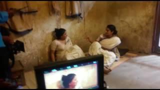 Dandupalyam 2 Hot Lip Kiss Making Scene Shooting Spot- Pooja Gandhi, Sanjana, Bhagya Sree