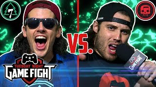 Tuesday Night Game Fight Ep. 3 - JT Machinima Shocks Everyone