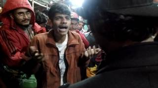 Ajit sharma beat boxer ( rap battle )#mashu n shubham) first in jabalpur raw spin tht shit ;)like it