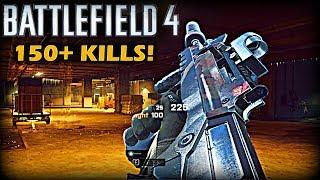 BATTLEFIELD 4 - 150+ Kills Operation Locker (BF4 Multiplayer Gameplay)
