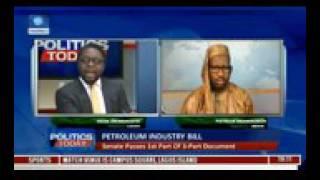 LATEST GRAMMAR COMEDY : Hon Patrick Obahiagbon BLAST Buhari And PIB With Grammar On Channels TV