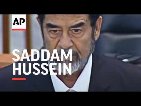 Xxx Mp4 Saddam Hussein Found Guilty And Sentenced To Death By Hanging 3gp Sex
