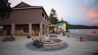 CAMP-of-the-WOODS: Larsen Lodge
