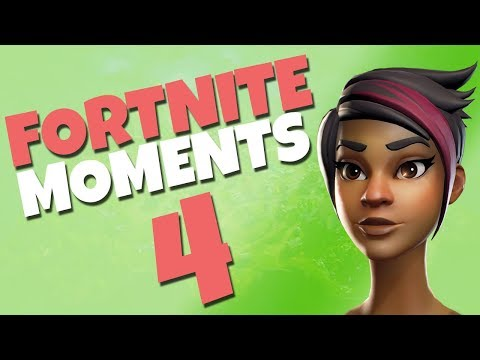 Fortnite Daily Funny and WTF Moments Ep. 4