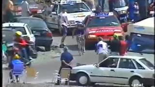 Giro d'Italia 1996 - 14 Briançon Richard