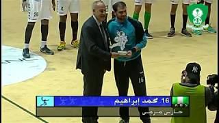 ملخص مباراة الاهلي السعودي 28 _ 22 الاتحاد الليبي _ البطولة العربية لكرة اليد 2018