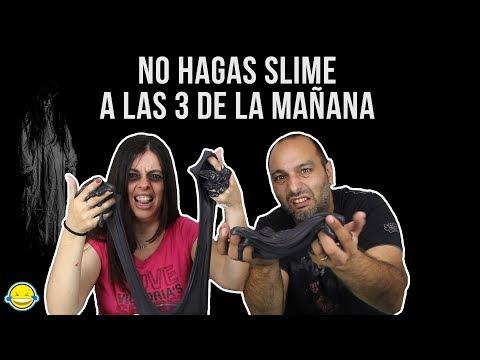 Xxx Mp4 NO HAGAS SLIME A LAS 3 AM Do Not Make Slime At 3 AM 3gp Sex