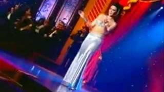 ساجدة عبيد 2009  شكد القلب يرتاح - ردح - رقص شرقي Sajeda Obied-shgad