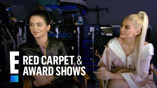 How Kylie and Kendall Jenner Keep Up With The Family | E! Live from the Red Carpet