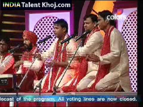 India s Got Talent Khoj Season 2 Sai Sufi Pariwar