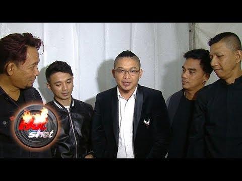 Penampilan Baru Pasha Ungu di SCTV Awards - Hot Shot 01 Desember 2017