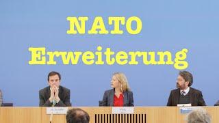 Frische NATO-Erweiterung - Komplette Bundespressekonferenz vom 20. April 2016