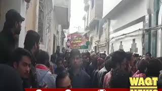 People Protest Against The  Brutal Murder Of Innocent Zainab In Kasur.
