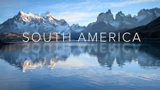 Drone over South America - Beautiful Amazing scenes - MUSTSEE