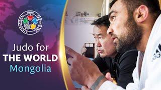 #JudoForTheWorld Mongolia 🇲🇳