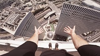 HANDSTAND ON 50th FLOOR - Israel Day 5
