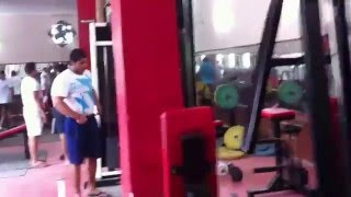 Bouncer gym in Delhi
