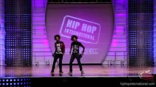 LES TWINS   France 2012 World Hip Hop Dance Championship