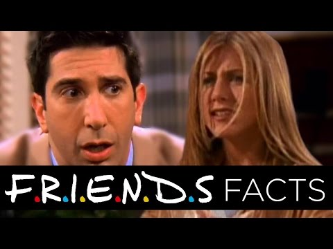 """13 """"Friends"""" Facts You Probably Didn't"""