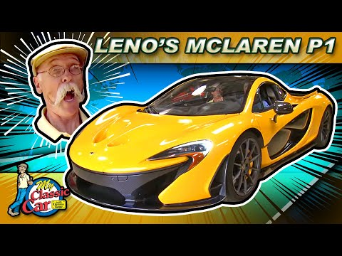 Xxx Mp4 Jay Leno S McLaren P1 3gp Sex